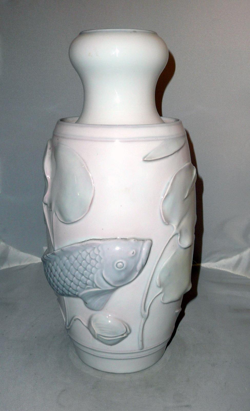 Zsolnay Júlia: Japán váza